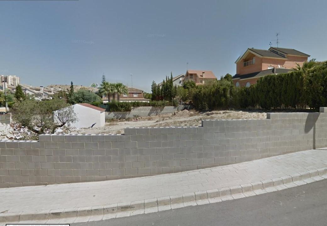 parcela en venta en Vistahermosa Alicante 353 (1)